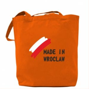 Bag Made in Wroclaw