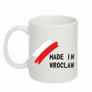 Mug 330ml Made in Wroclaw