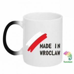 Magic mugs Made in Wroclaw