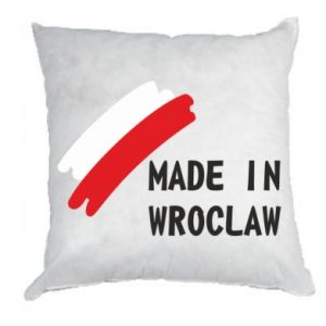 Pillow Made in Wroclaw