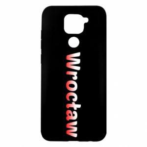 Xiaomi Redmi Note 9 / Redmi 10X case % print% Wroclaw