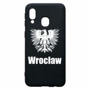 Samsung A40 Case Wroclaw
