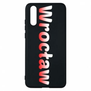 Huawei P20 Case Wroclaw