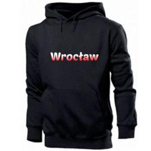 Męska bluza z kapturem Wrocław