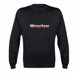 Kid's sweatshirt Wroclaw