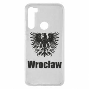 Xiaomi Redmi Note 8 Case Wroclaw