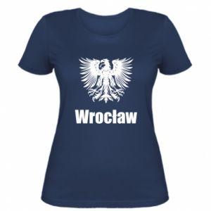 Women's t-shirt Wroclaw