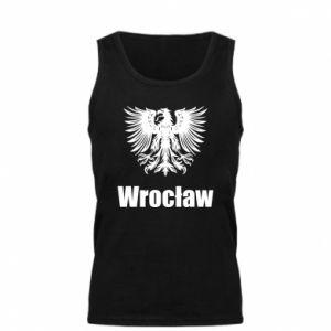 Męska koszulka Wrocław