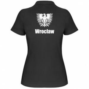 Women's Polo shirt Wroclaw
