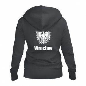 Damska bluza na zamek Wrocław