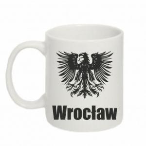 Mug 330ml Wroclaw