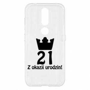 Nokia 4.2 Case Happy Birthday! 21 years