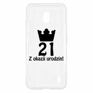 Nokia 2.2 Case Happy Birthday! 21 years