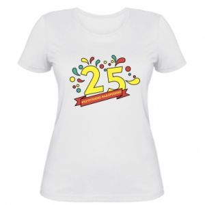 Women's t-shirt Happy Birthday!