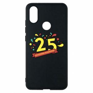 Phone case for Xiaomi Mi A2 Happy Birthday!
