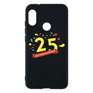 Phone case for Mi A2 Lite Happy Birthday!