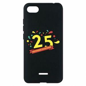 Phone case for Xiaomi Redmi 6A Happy Birthday!