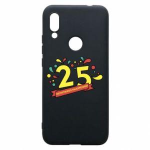 Etui na Xiaomi Redmi 7 Wszystkiego najlepszego!
