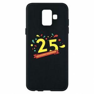 Phone case for Samsung A6 2018 Happy Birthday!