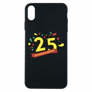 Phone case for iPhone Xs Max Happy Birthday!