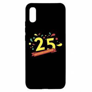 Xiaomi Redmi 9a Case Happy Birthday!