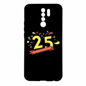 Xiaomi Redmi 9 Case Happy Birthday!