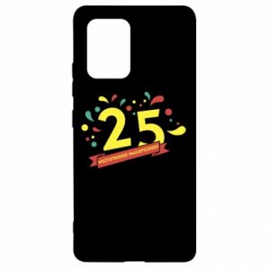 Samsung S10 Lite Case Happy Birthday!