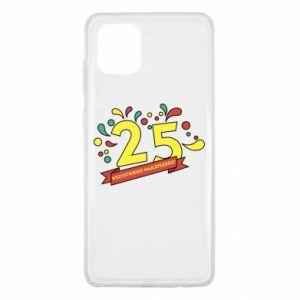 Samsung Note 10 Lite Case Happy Birthday!