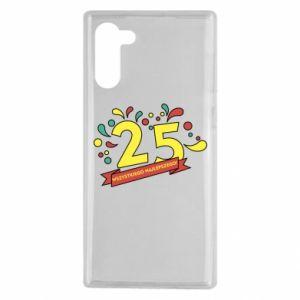 Samsung Note 10 Case Happy Birthday!