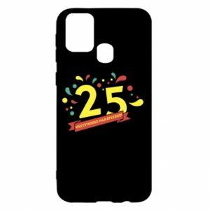 Samsung M31 Case Happy Birthday!