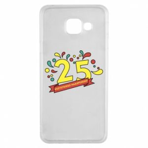 Samsung A3 2016 Case Happy Birthday!