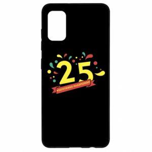 Samsung A41 Case Happy Birthday!