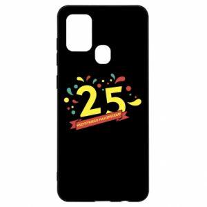 Samsung A21s Case Happy Birthday!