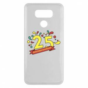 LG G6 Case Happy Birthday!