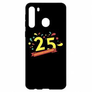 Samsung A21 Case Happy Birthday!