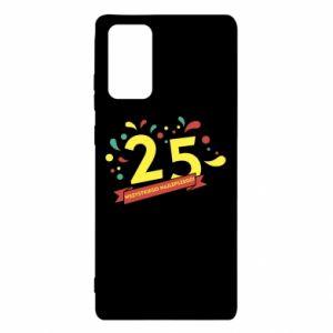 Samsung Note 20 Case Happy Birthday!