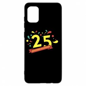 Samsung A31 Case Happy Birthday!