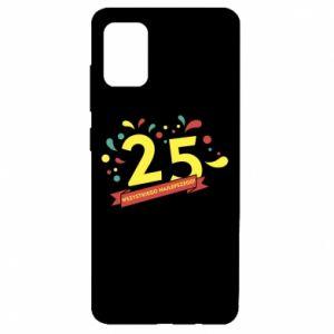 Samsung A51 Case Happy Birthday!
