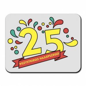 Mouse pad Happy Birthday!