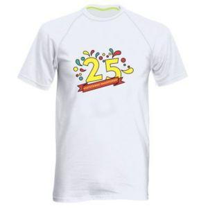 Męska koszulka sportowa Wszystkiego najlepszego!