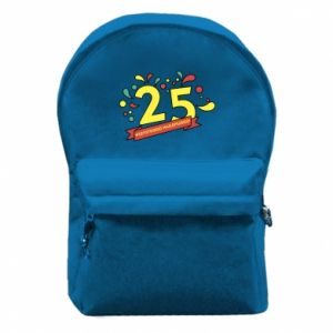 Backpack with front pocket Happy Birthday!