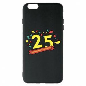 Etui na iPhone 6 Plus/6S Plus Wszystkiego najlepszego!