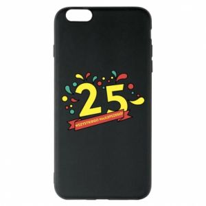 Phone case for iPhone 6 Plus/6S Plus Happy Birthday!
