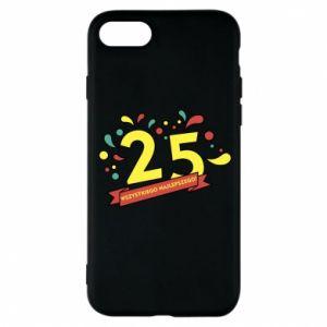 Phone case for iPhone 8 Happy Birthday!