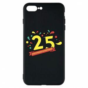 Etui na iPhone 8 Plus Wszystkiego najlepszego!
