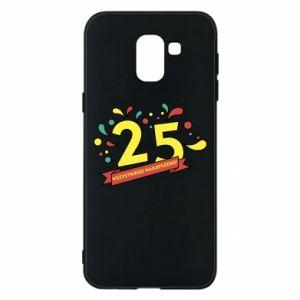 Phone case for Samsung J6 Happy Birthday!