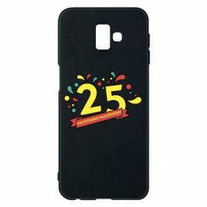 Phone case for Samsung J6 Plus 2018 Happy Birthday!