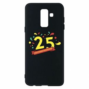 Phone case for Samsung A6+ 2018 Happy Birthday!