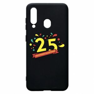 Phone case for Samsung A60 Happy Birthday!