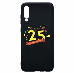 Phone case for Samsung A70 Happy Birthday!